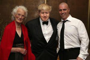Boris Johnson meets Paul Connelly