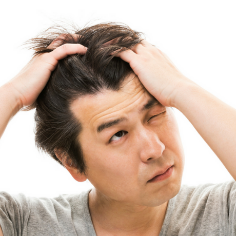 confronting your hair loss