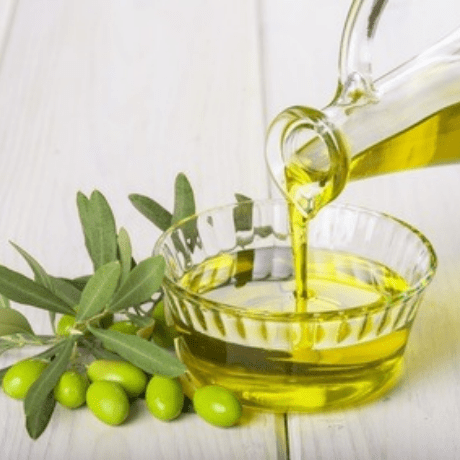 natural olive oil for hair loss
