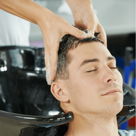 scalp massages for healthy hair
