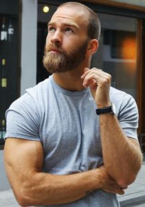 best haircuts for thinning hair bald men