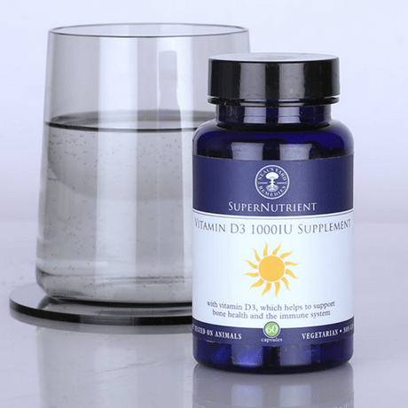 neils yard vitamin D supplements for healthy hair during winter