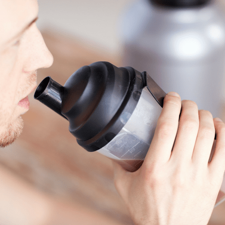 Protein Shakes Cause Hair Loss