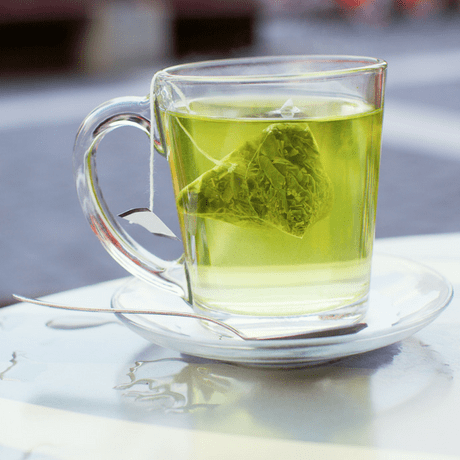 green tea for herbal remedies for mens hair growth