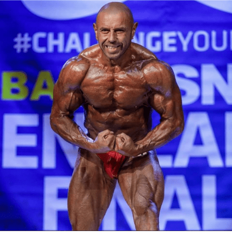 competing in bodybuilding and scalp micropigmentation
