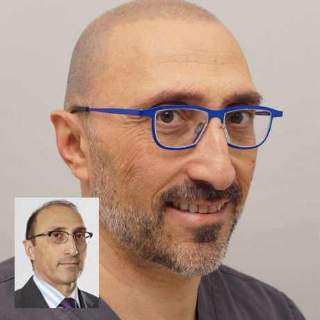 Dr Bessam Farjo Hairclone Director has SMP treatment