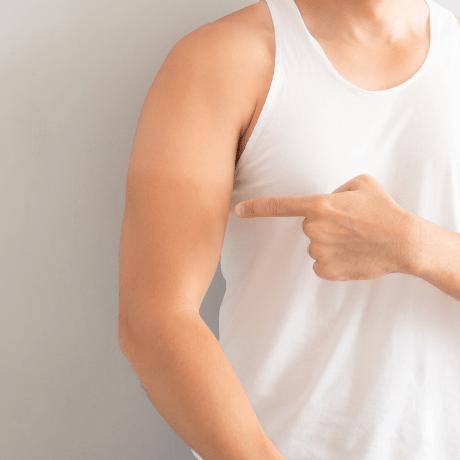 mens tanning guide tan lines