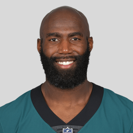 Malcolm Jenkins shaved head