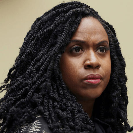 Ayanna Pressley Signature look