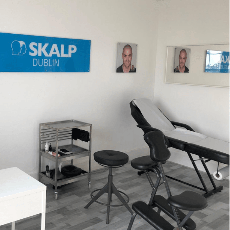 inside skalp dublin clinic in Malahide