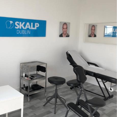 inside skalp dublin clinic in Malahide